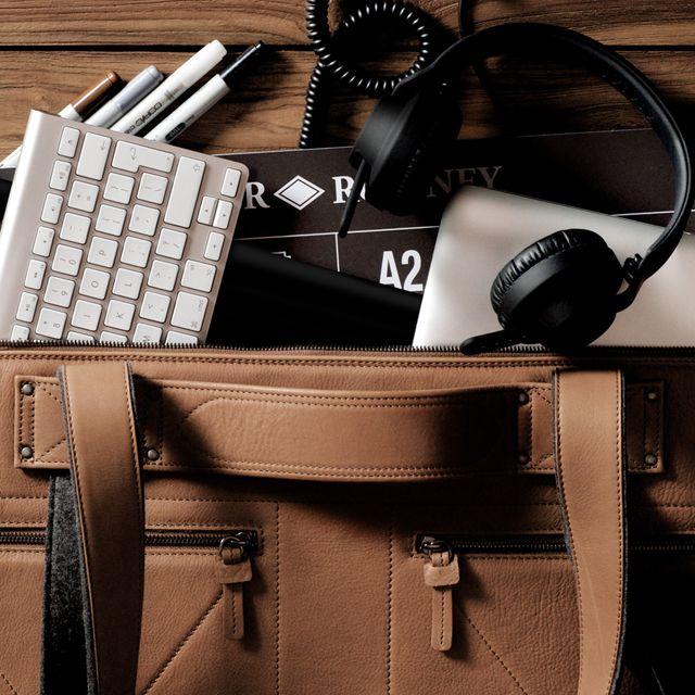 3Fold Multi-Use Bag by Hard Graft
