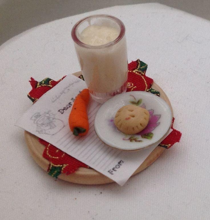 Handmade Dear Santa Set