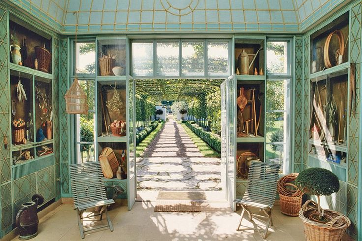 A Look at Bunny Mellon's Gardens and Homes Sourced from Her Archives Photos   Architectural Digest