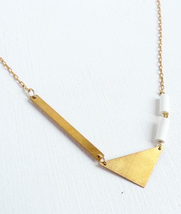 Euclides necklace.