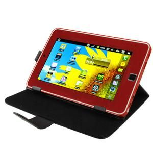 PROFIT CELLULAR: LEATHER CASE UNIVERSAL UNTUK TABLET 7 INCH (POLOS)...