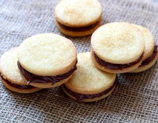 Recette - Sablés au Nutella en vidéo
