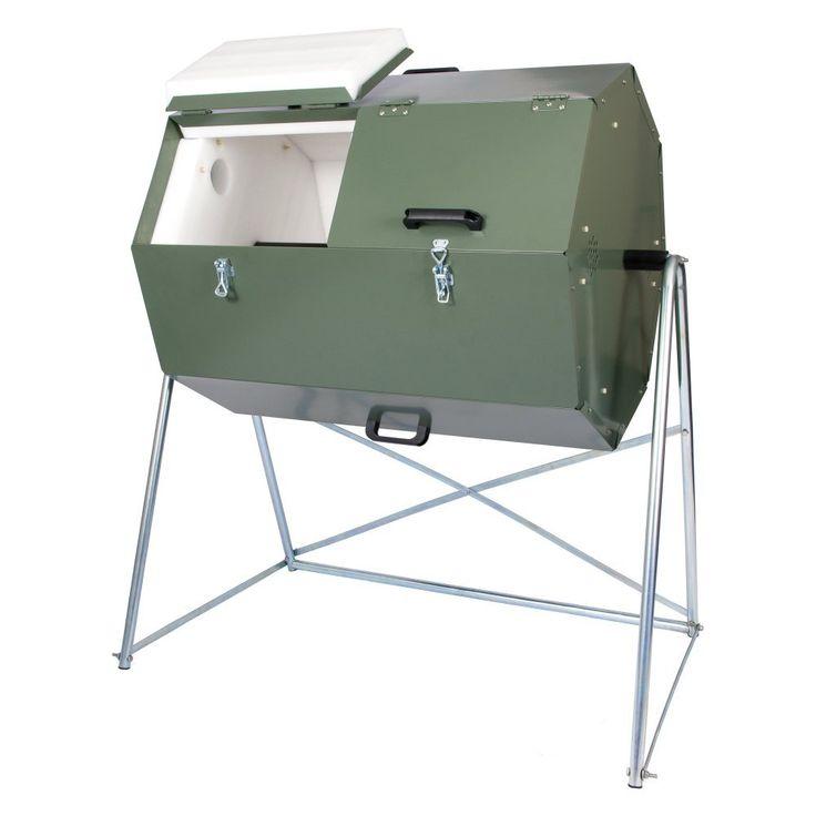 Jora 70 Gallon 270 Compost Tumbler - Compost Tumblers at Hayneedle