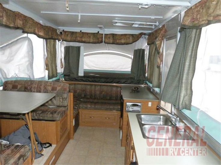 Used 2004 Fleetwood RV Highlander HEMLOCK | Fleetwood Pop-Up Camper At General RV | Click For Additional Photos, Floorplan & SALE PRICE --- WONT LAST