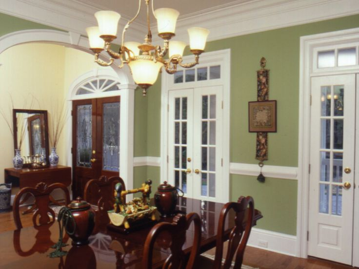 Chappelle Plantation Home House Plans And MoreFormal Dining RoomsFrench DoorsThe