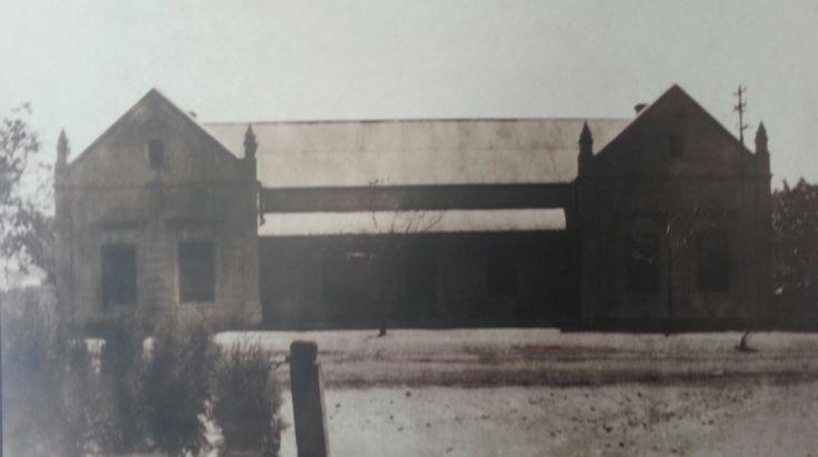Die huis van Generaal Piet Joubert waar Affies begin het.