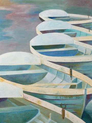 pam riceArt Water1, Pam Rice, Art Boats, Boats Inspiration, Boats Biks, Art Ideas, Chicago Artists, Beautiful Watercolors, Artists Pam