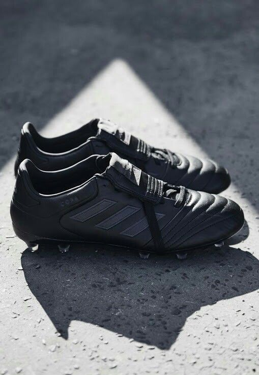 low priced 9991c 17d5b Blackout adidas COPA Gloro 18 Nitecrawler  soccer gear  Pinterest  Soccer  shoes, Football shoes and Adidas cleats