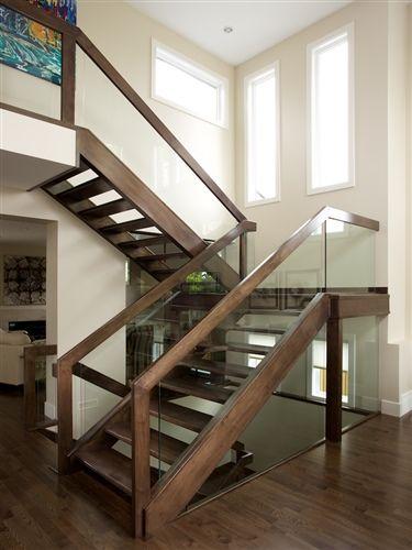 Custom Stairs Gallery in Edmonton