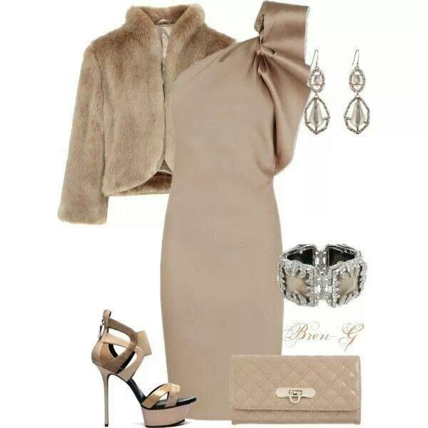 Wedding Outfits For Winter 60