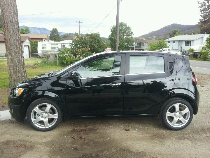 My Chevy Sonic