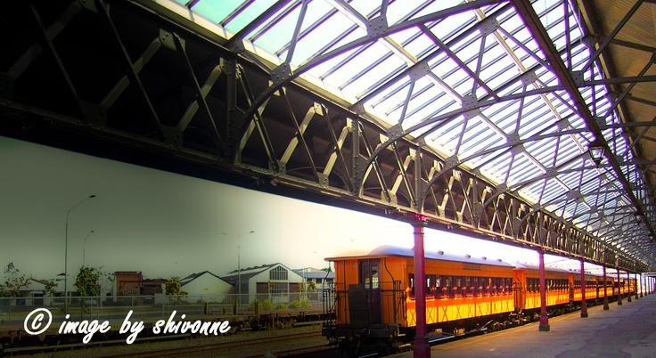 Dunedin Railway Station, Otago New Zealand