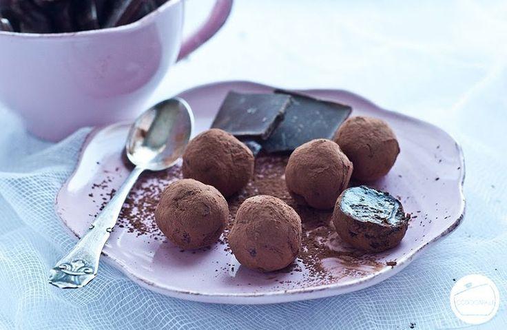 Chekoladowe pralinki | Chrismas Chocolate Pralines