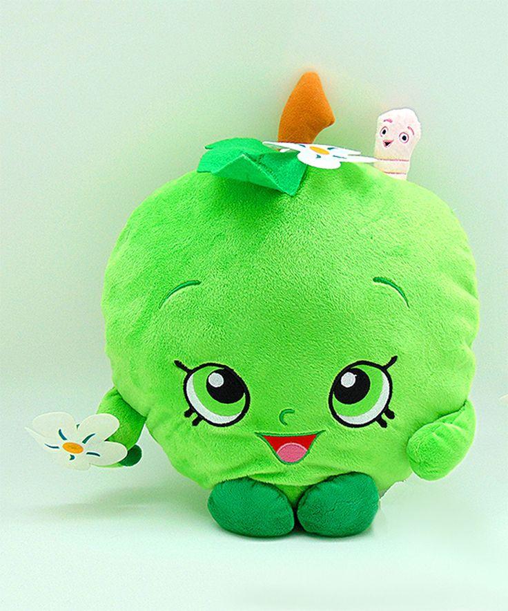 Shopkins Apple Blossom 13'' Plush Toy | Shopkins, Apple ...