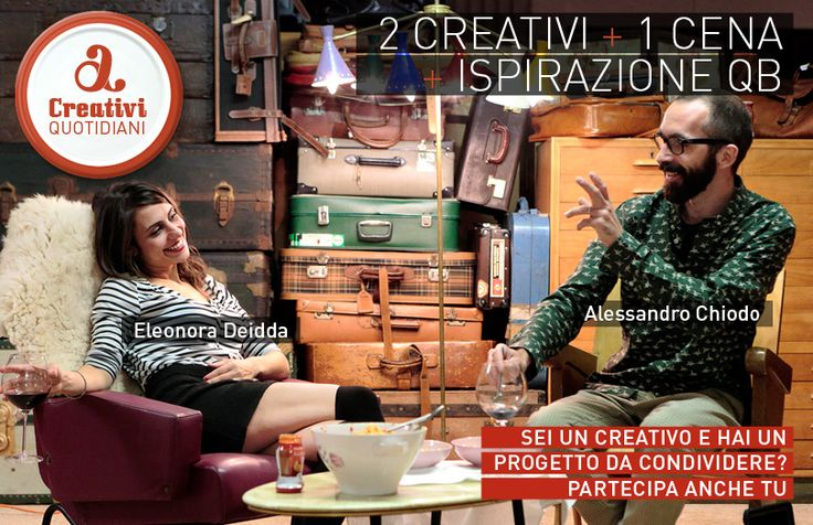 Eleonora Deidda, imprenditrice e gallerista, www.loppis.it Alessandro Chiodo, cinematographer e visual artist, www.alessandrochiodo.com #Althea #sughi #amore #creativiquotidiani #creatività #arte #sugopronto #semplice #passione #sapore #gusto #naturale #tomato #sauce #pasta #creativity #art