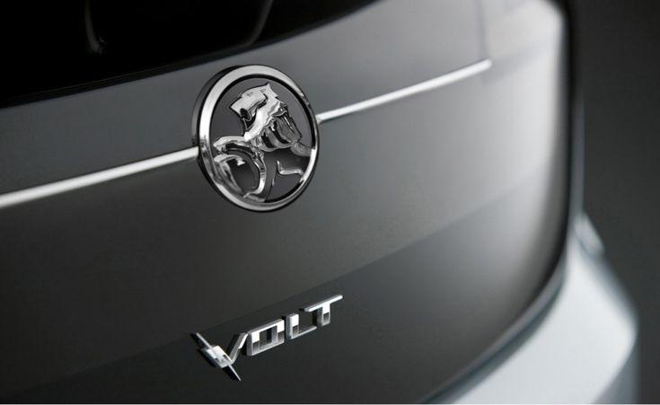 The Holden Volt