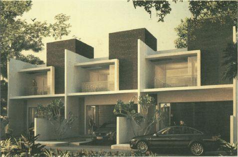Kemang Townhouse by Andra Matin Architect