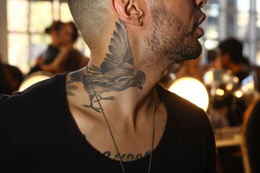 Татуировка в моде