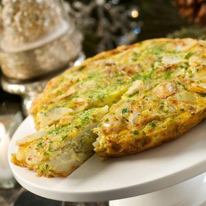 ** Spanish Tortilla