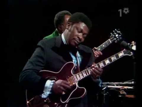 ▶ B.B King - Live in Stockholm 1974 - YouTube