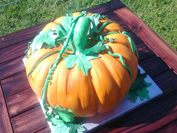 Thanks giving theme pumpkin