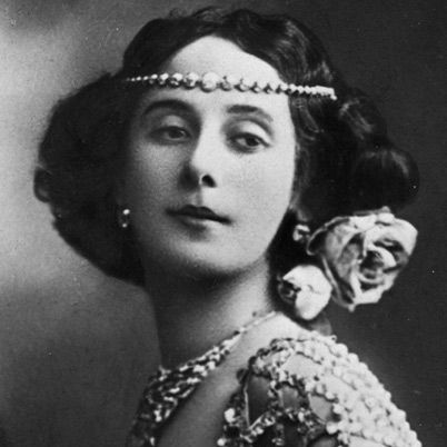 Anna Pavlova was born on January 31, 1881, in St. Petersburg, Russia.    @Lauren Elizabeth something about Anna's expression, her eyes, her nose here remind me of you...