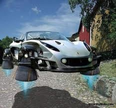 Car from future