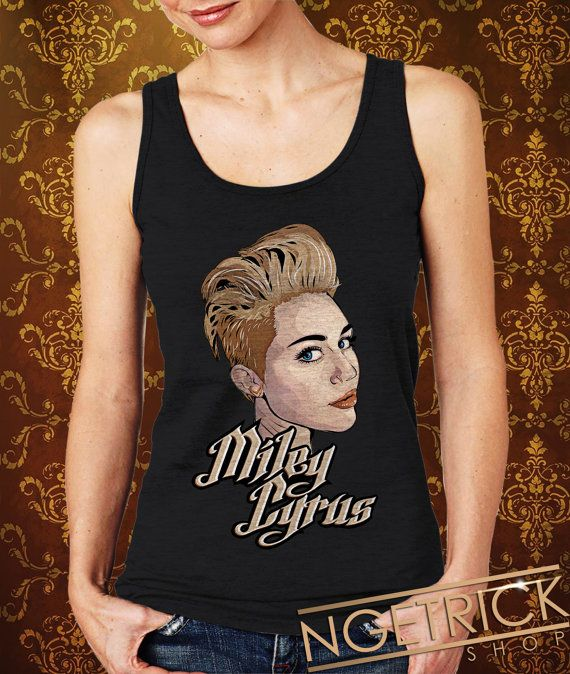 Miley Cyrus Victorize Women's Tank  Miley Cyrus Tank  by Ngetrick, $20.50
