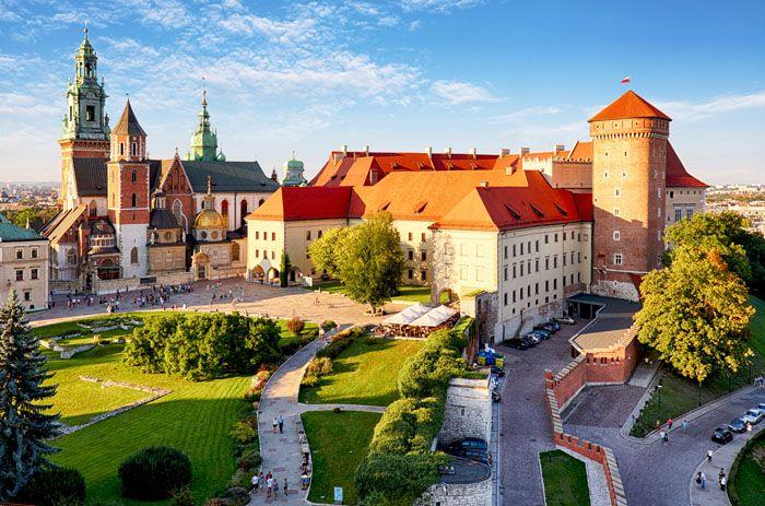 Castillo de Wagel, una de las mejores cosas que ver y hacer en Cracovia