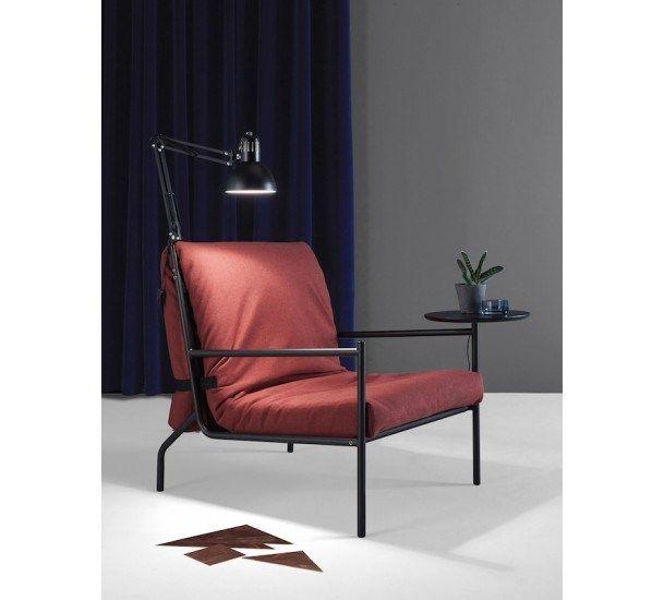 Innovation Noir Stol Rust rød - 70x200 cm