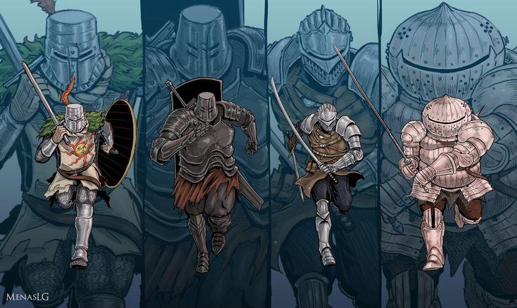 Dark Souls: Jolly Cooperation by MenasLG on DeviantArt