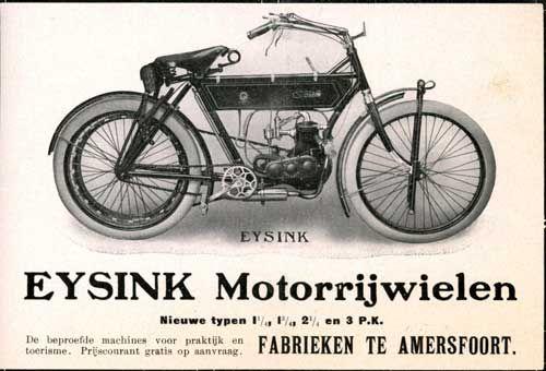 eysink 1912 eysink