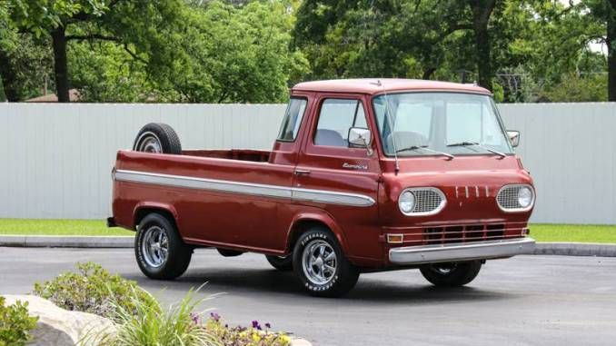 1965 Straight 6 W 3spd Whitesburg Ky Ford Trucks Cool Trucks