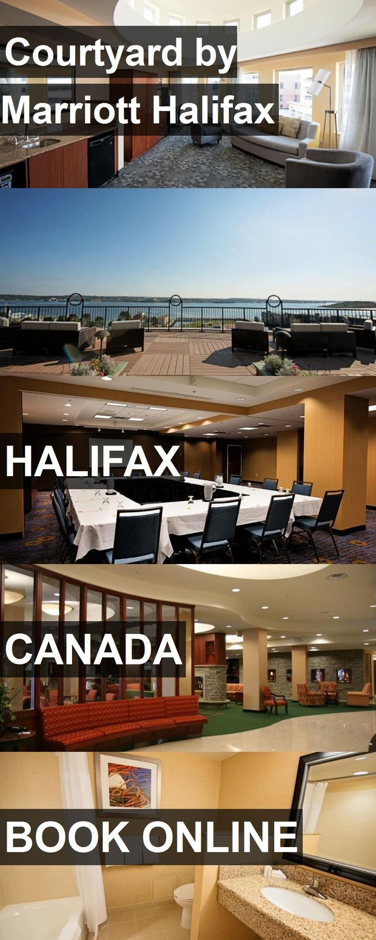 Hotel Courtyard By Marriott Halifax In Canada For More Information Photos