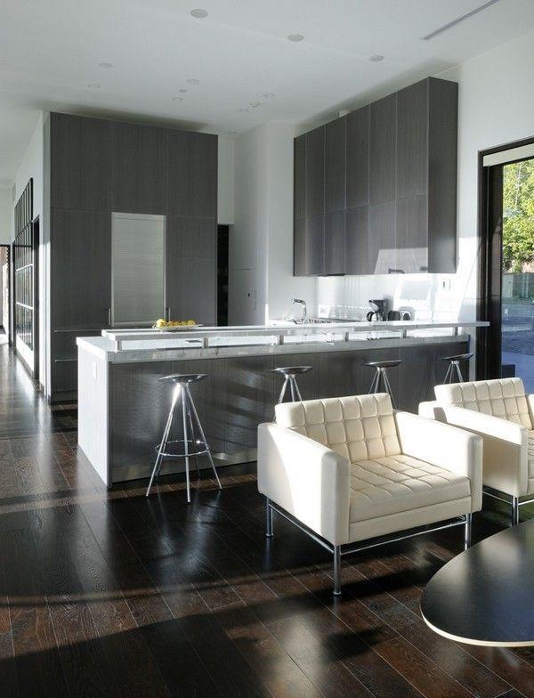 modern kitchen.  layout for 116