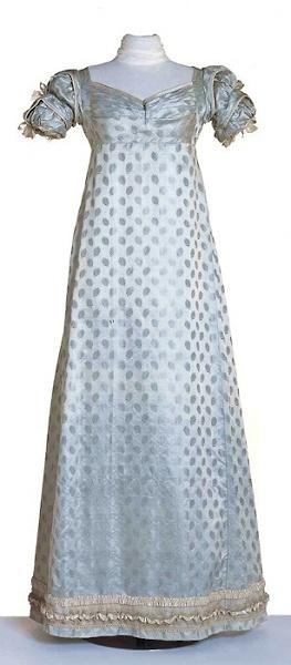 Regency 1820 #historical #costume