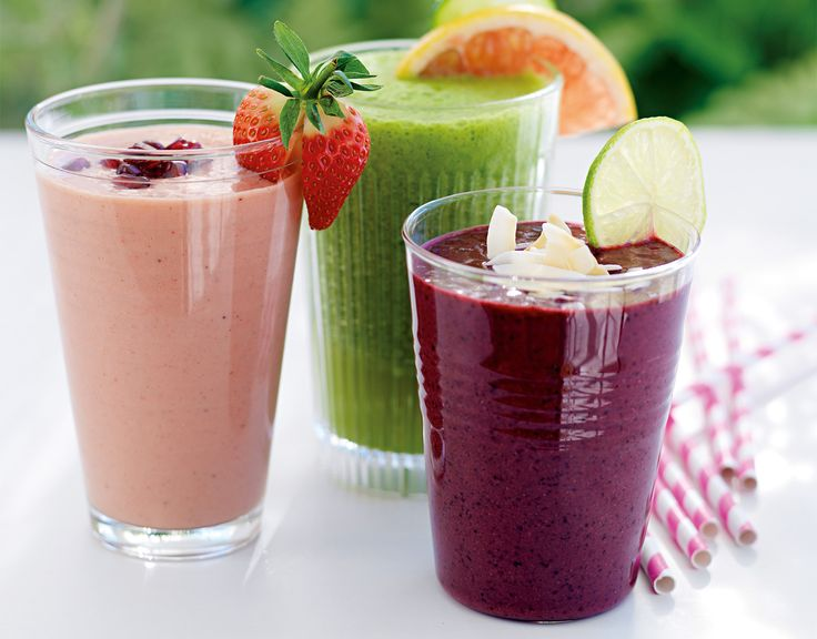 Supersunn og energigivende juice med agurk, spinat og selleri