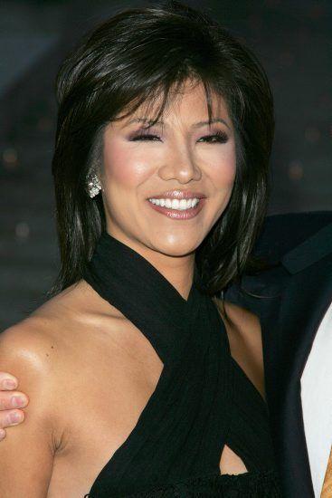 julie chen naked