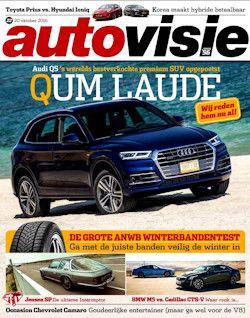 Proefabonnement: 5x Autovisie € 10,-: Lees Autovisie, het beste automagazine van Nederland. Nu 5 nummers (10 weken) voor € 10,-. Het abonnement stopt vanzelf.