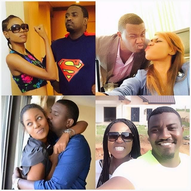 Welcome to 1ST SAM Entertainment's Blog (TalkTalkGeneral): John Dumelo Finally Opens Up on His Relationship w...