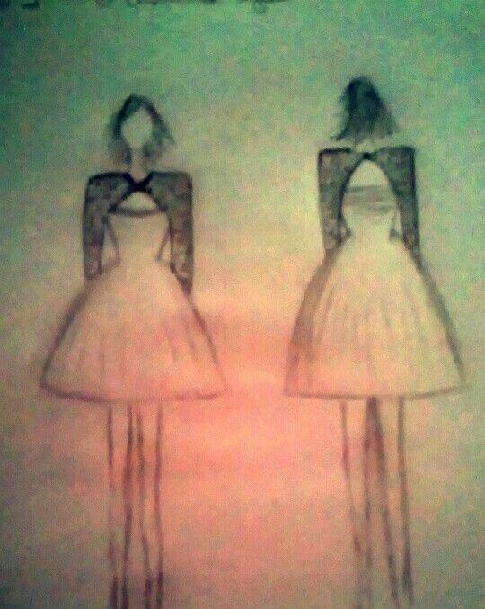 #Croqui #dresses #godê