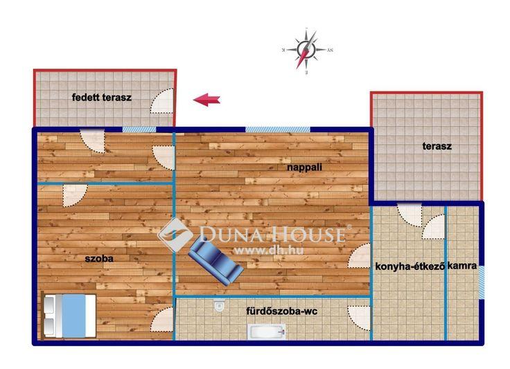 Eladó Ház, Fejér megye, Gárdony-Agárd, Agárdon, főúthoz közeli utcában