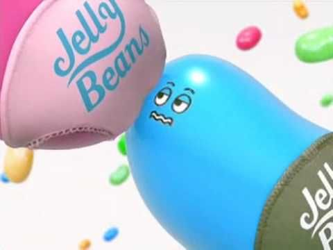 ソフトバンク CM Jelly Beans