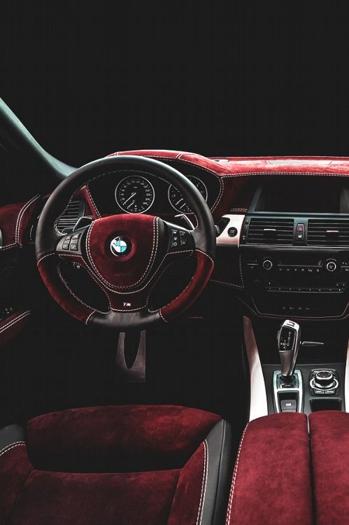 X5 Custom Interior Bmw Pinterest Interiors