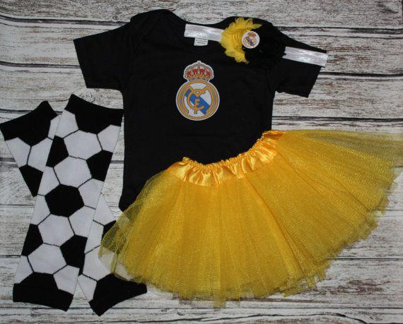 Real Madrid España Fifa futbol juego día por Thehairbowstorenmore