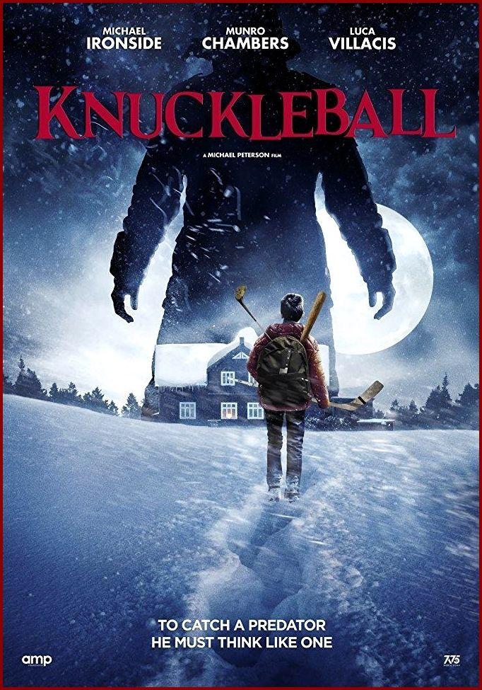 Horrormovie Knuckleball 2018 Un Niño De 12 Años Que Vive