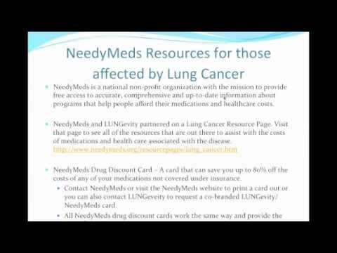Lung Cancer: Learning to Advocate and Support Those Affected
