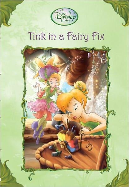 tink in a fairy fix  disney fairies
