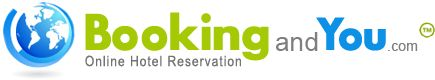 Bookingandyou.com - The best deals and discounts for hotel rooms anywhere. Big savings on hotels in destinations worldwide, From Luxury Hotels to Budget Accommodations, Browse hotel reviews and find the guaranteed best price on hotels for all budgets.