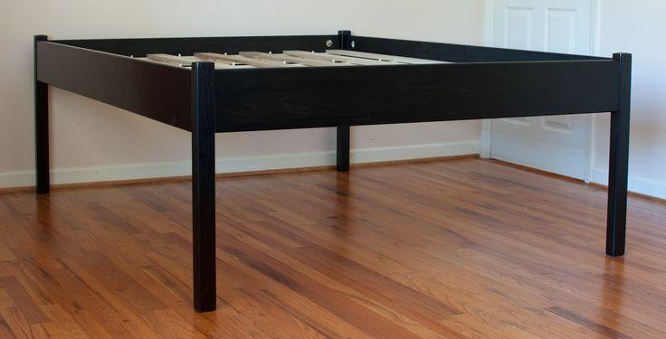 Best 25+ Tall bed frame ideas on Pinterest   Pallet ...